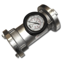 Манометры для установки на трубопровод (тип Storz)